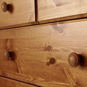 solid pine wood drawer