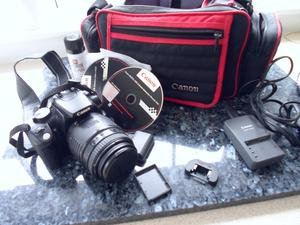 CANON 350D DIGITAL CAMERA BAG AND ACCESSORIES