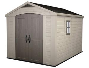 Keter Apex Plastic Shed 6x8 Posot Class