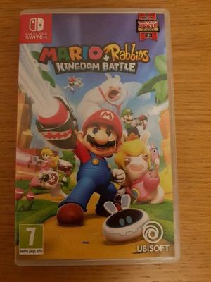 Mario & Rabbids: Kingdom Battle - Nintendo Switch