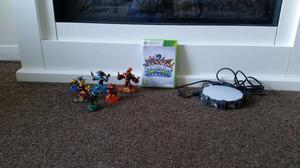 Skylanders swap force game, portal and figure for xbox 360