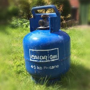 4.5kg Gas Bottle with Gas