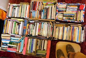 BOOKS OVER 400 NON FICTION VINTAGE FFAMILY LIBRARY COLLECTION -NURSING PSYCHOLOGY CRAFTS FOOD TRAVEL