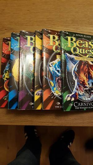 Beast quest series 7