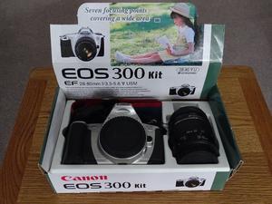 Canon EOS 300 Kit with EF mm f/ V USM Lens
