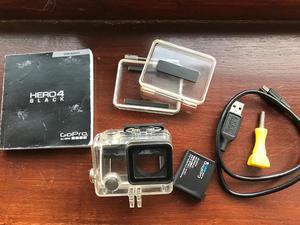 GoPro Hero 4 Black Accessories - battery, housing etc