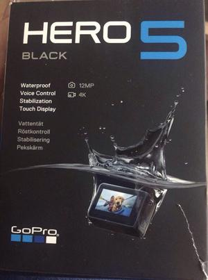 GoPro with Multiple Aaxessories