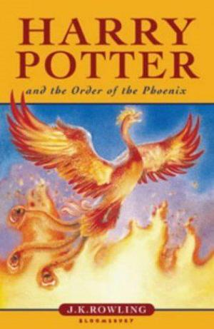 HARRY POTTER AND THE ORDER OF THE PHOENIX PB - NEW