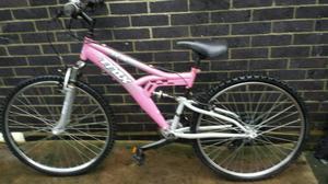 """Ladies town bike MTB 18"""""""