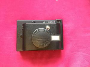 Lomography instant Polaroid camera with 3 lenses
