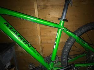 MARIN northside axc mountain bike