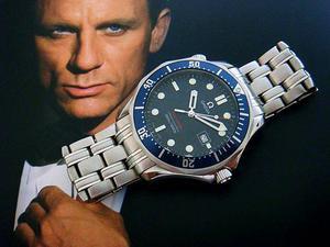 Omega Seamaster James Bond part ex for Rolex