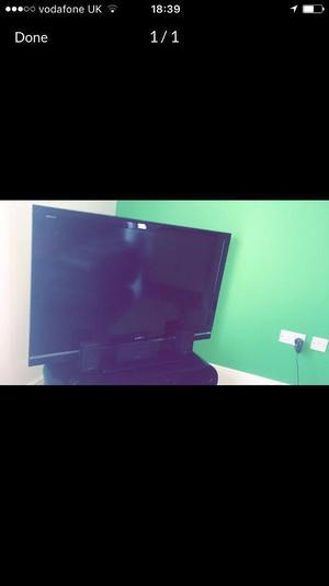 Sony Bravia 46 inch tv