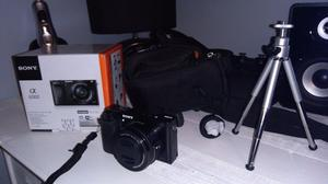 Sony a with mm lens