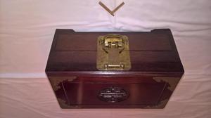 Wooden Chinese Jewellery Box