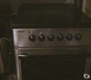 Beko Electric Cooker used