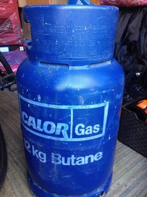 Calor Gas cylinder 12kg Butane