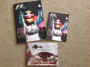 F1 British Grand Prix July  Official Race Programme