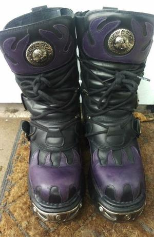 New Rock Reactor Boots size 6
