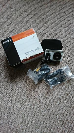 Pentax optio h90 digital camera