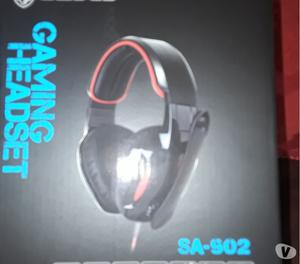 SADES PC GAMING HEADSET FOR SALE
