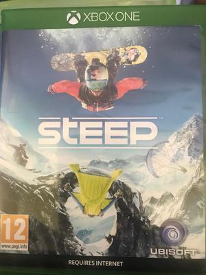 Steep Xbox one game