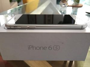 As New IPhone 6S 16GB - Unlocked - Silver (Excellent Condition)