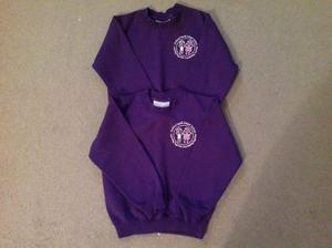 Canford Heath infant school jumpers aged 4-5