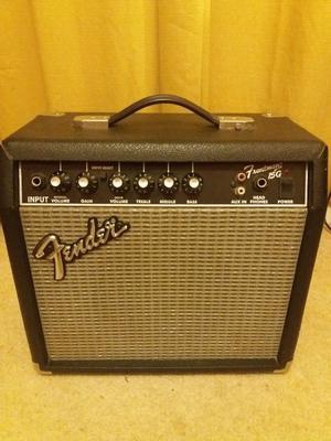 Fender Frontman 15G Guitar Amp for sale!