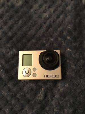 Go Pro Hero 3 Camera Mint Condition with spare battery and lots of accessories!