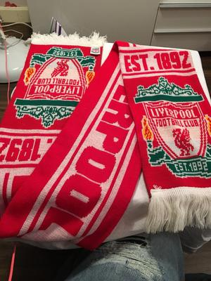Liverpool F.C. scarf