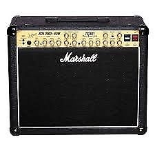 Marshall JCM  TLS 60w Valve Combo Amp.