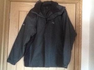 Mens fishing jacket. Never worn.
