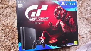 PS4 Gran Turism Sport consol brand new unopened