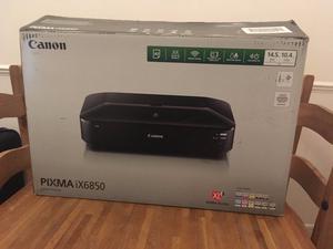 Pixma ix A3 printer