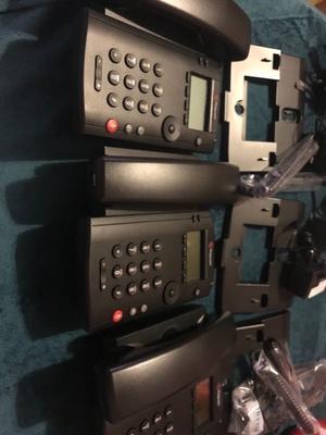 Polycom business media phones