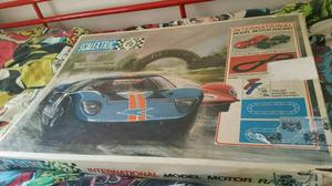 Vintage boxed Scalextric full set from s