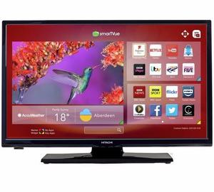 for sale hitachi 24inch hd ready freeview smart tv.