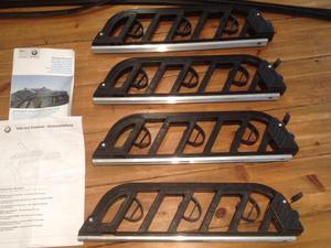 BMW Ski racks