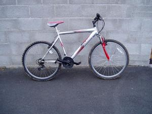 "Mountain Bike,21.5"" Frame,26"" Alloy Wheels,F/Suspension, FULLY SERVICED."