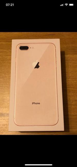 APPLE IPHONE 8 PLUS 64gb GOLD UNLOCKED NEW BOUGHT DIRECT FROM APPLE STORE