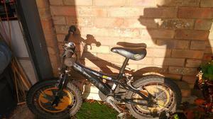 """Batman bike with 16"""" wheels age 4-6"""