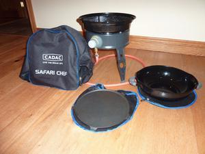 Cadac Safari Chef Gas BBQ