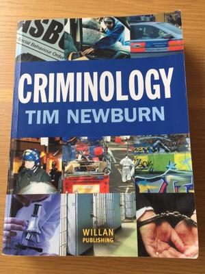 criminology 30 9 origins of criminology 10 have i got news for you media, research, & popular audiences 30 official criminology and the new crime sciences 31 criminology: science + policy analysis 32 criminology, bureaucracy, and unfinished business.