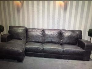 Dfs four seater sofa chaise sofa ex display!!!