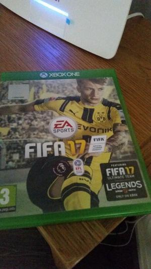 Fifa  game for Xbox one