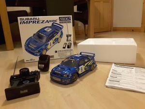 Subaru Impreza remote control car