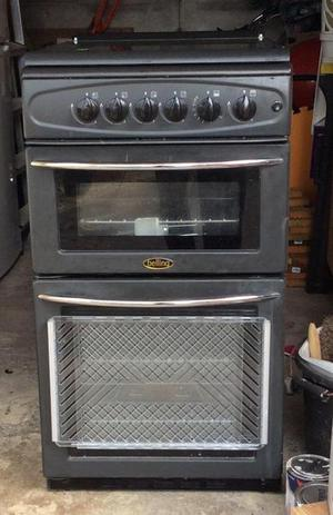 Belling gas cooker.