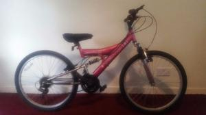 Girls Universal Vamp X2 Mountain Bike