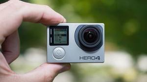 Go Pro Hero 4 Black 4k Camera. Waterproof - Like New - £240